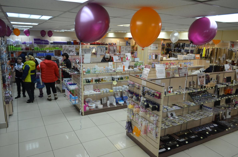 Бийск магазин профессиональной косметики для